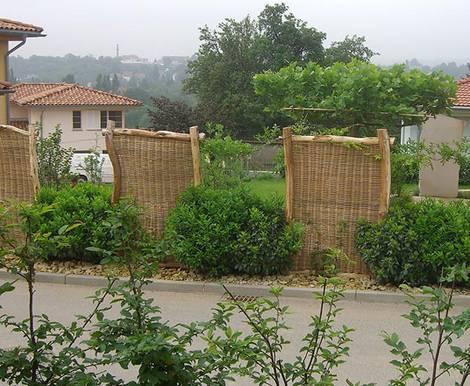 Selbst gemacht: Sichtschutz für den Garten - bauen.de