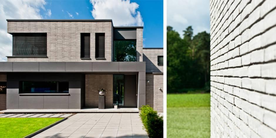 Ziegelsteine, Ziegelhaus, Baubeispiel, Engelshove, Foto: Wienerberger / Arnt Haug
