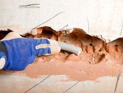 Kabel verlegen, Leerrohr, Foto: VRD / stock.adobe.com