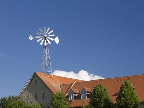 Windanlage, Kleinwindanlage, Bauernhof, Foto: vom/fotolia.com