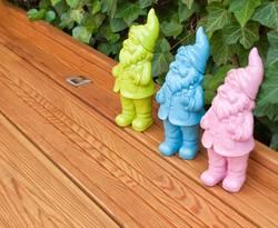 Terrassendielen, Materialien, Foto: tdx/Dauerholz