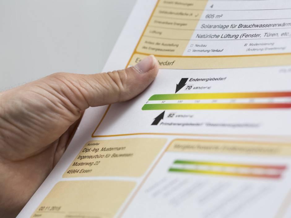 Energieeinsparverordnung, EnEV, Energieausweispflicht, Energieausweis, Verbrauchsausweis, Bedarfsausweis, Foto: vege – fotolia.com