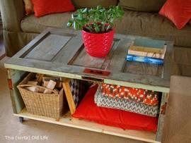 Recycling Möbel Individuelle Stücke Für Wenig Geld Bauende