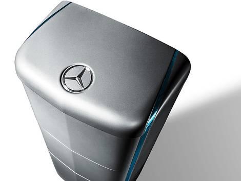 Solarstromspeicher, Stromspeicher Photovoltaik, Daimler, Foto: Daimler AG