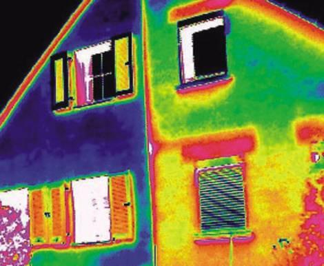Wanddämmung, Außendämmung,  Wärmedämmung Außenwand