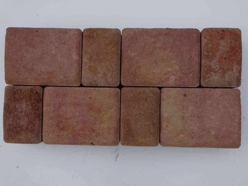Terrasse pflastern, Pflastersteine verlegen, Verlegemuster, Foto: Steffen Malyszczyk