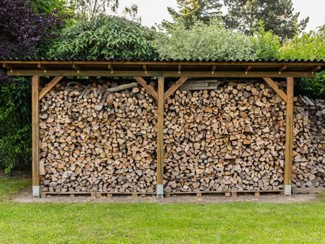Brennholz, Heizen mit Holz, Foto: tektur/fotolia.com
