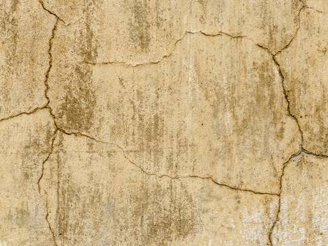 Putz, Riss, Putzschäden behandeln, reparieren, Foto: Olga Kovalenko / fotolia.com