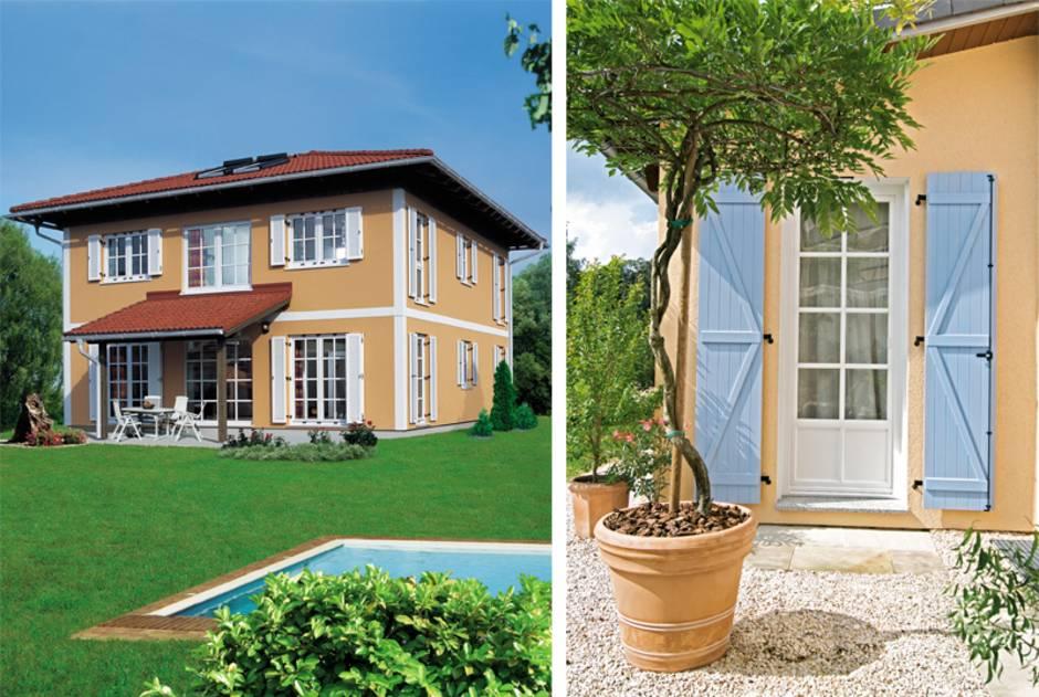 ▷ Mediterrane Häuser ▷ Südlicher Charme & Inspiration - Bauen.De