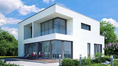 Bauhaus, Bauhausstil, Kubushaus, Foto: KB3 / stock. adobe.com