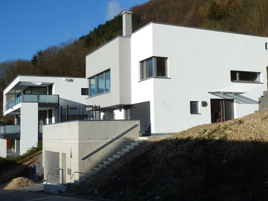 Haus am Hang, Foto: Sawall Architektur