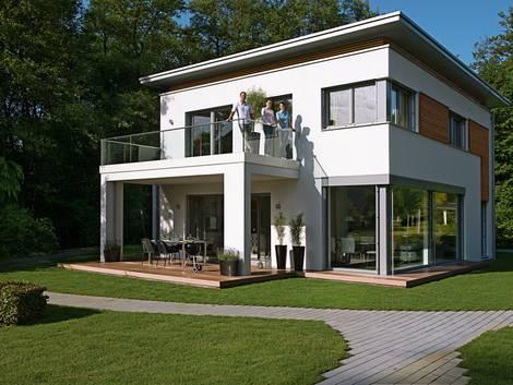 Passivhaus, Leben im Passivhaus, Foto: WeberHaus