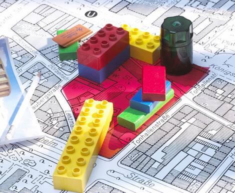 Bebauungsplan, Flächennutzungsplan