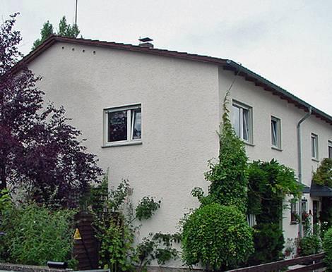 Geschossaufstockung, vorher Foto: Fritz Stenger GmbH