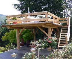 ▷ terrasse bauen und anlegen & balkon gestalten - bauen.de - Terrasse Anlegen Ideen