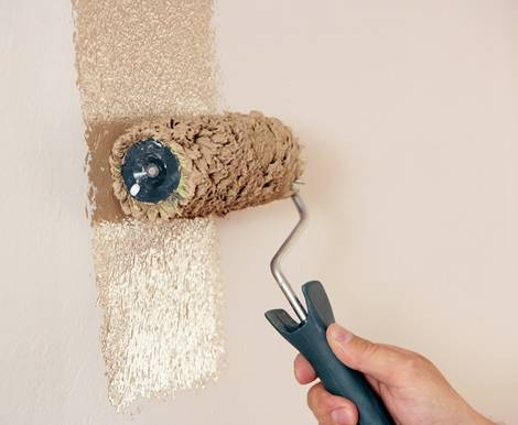 Richtig streichen, Wände streichen, Foto: Auro AG