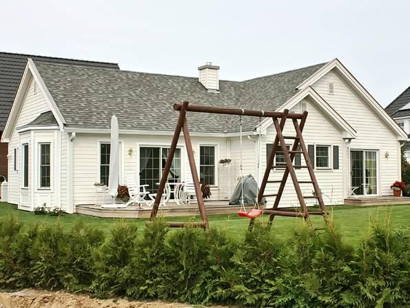 Amerikanische Häuser, Bungalow, Foto: The White House