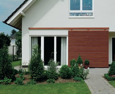 Fassadenfarbe, Fassade Foto: Auro