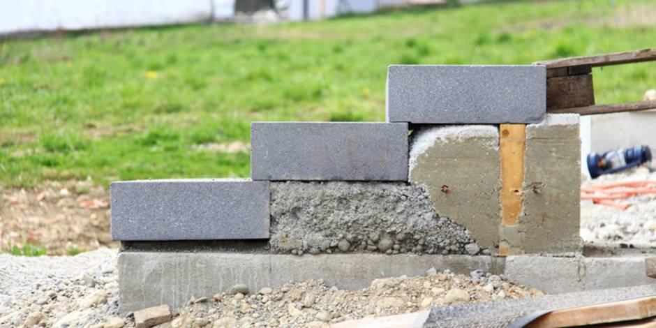 Außentreppe bauen, Fehler, Foto: WoGi - Fotolia.com