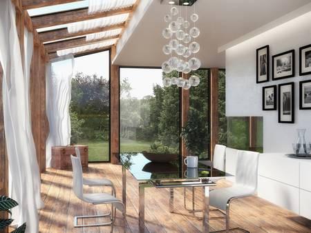 Wintergarten, Wohnzimmer, Foto: imagophotodesign / iStock
