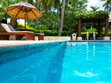 Pool, Teich, Garten, Foto: baona / iStock