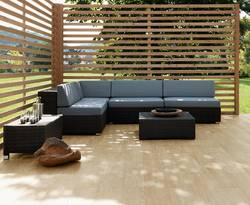 Terrassenfliesen, Materialien, Terrassenbelag