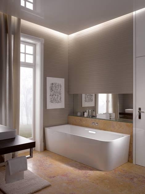 Bad renovieren, Badrenovierung, Badsanierung, Badezimmer modernisieren, Badewanne, Foto: VDS, Bette