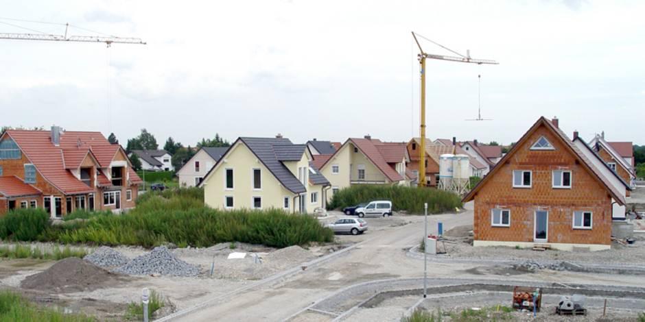 Bebauungsplan, Neubaugebiet, Foto: tdx