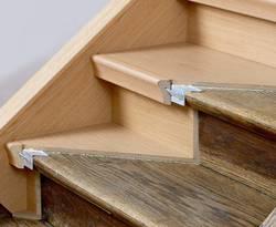 Treppenrenovierung, Bausatz, Holz, Laminat