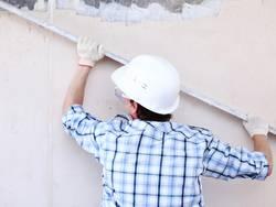 Wand verputzen, diy, selber machen, Foto: yellowj – fotolia.com