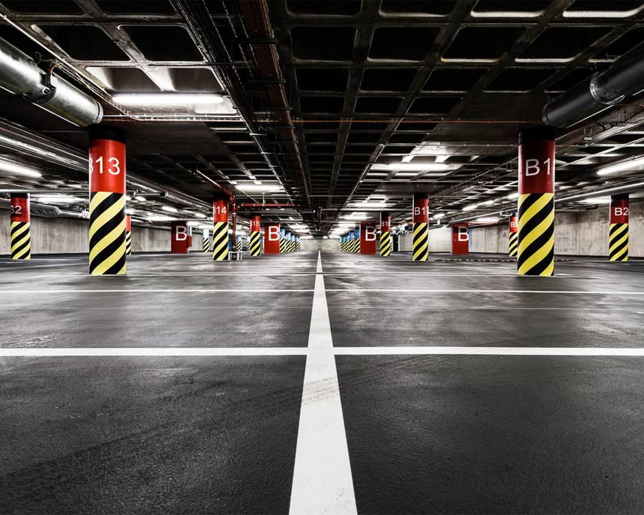Estrichaufbau, Garage, Tiefgarage, Foto: blas / fotolia.com