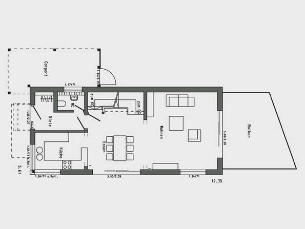 kleines Haus, schmales Grundstück, Foto: Schwörerhaus