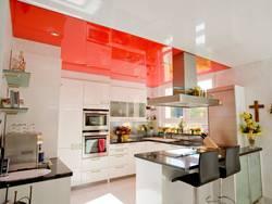 Deckensysteme, Spanndecke, Küche, Foto: CILING