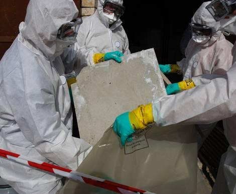 Schadstoffe, Wohngifte, Asbest, Foto: Bernard Maurin/fotolia.com