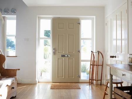 Türen, Haustür, Wohnungstür, Zimmertür, Foto: Monkey Business - fotolia.com