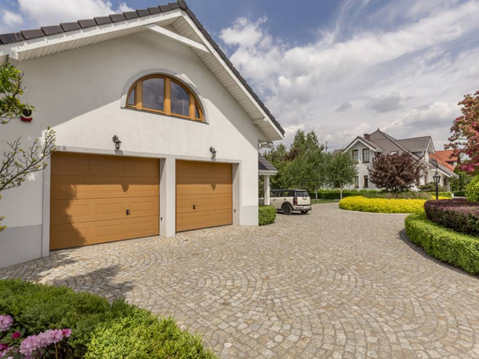 Sehr ▷ Der richtige Bodenbelag für die Einfahrt - bauen.de MY19