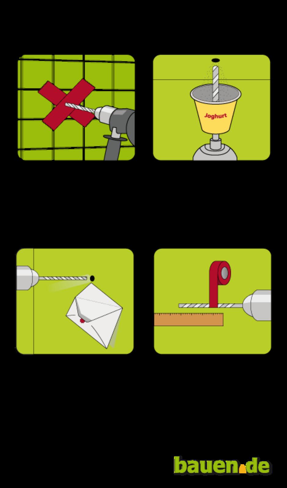 ▷ Schlagbohrmaschine oder Bohrhammer? ▷ Vergleich - bauen.de