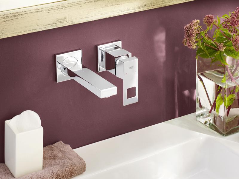 Badewannen armaturen unterputz  Badarmaturen: für Waschtisch, Dusche und Badewanne - bauen.de