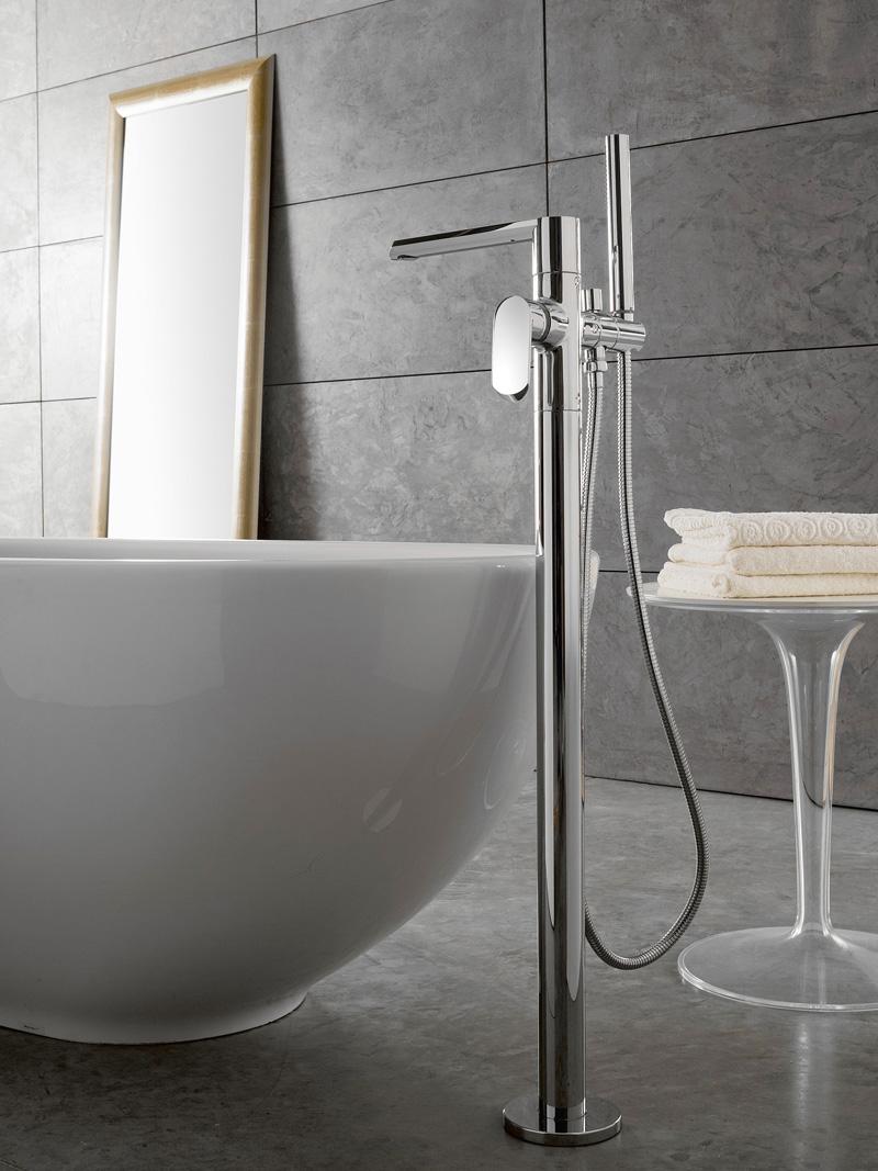 Badewannen armaturen aufputz  Badarmaturen: für Waschtisch, Dusche und Badewanne - bauen.de