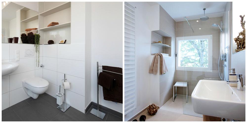 Kleines Bad Dusche Badewanne Oder Beides Bauen De