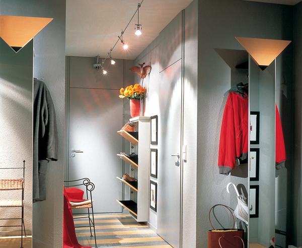 Gut gemocht Flurbeleuchtung: Lichtakzente sorgen für Wohnlichkeit - bauen.de UR71