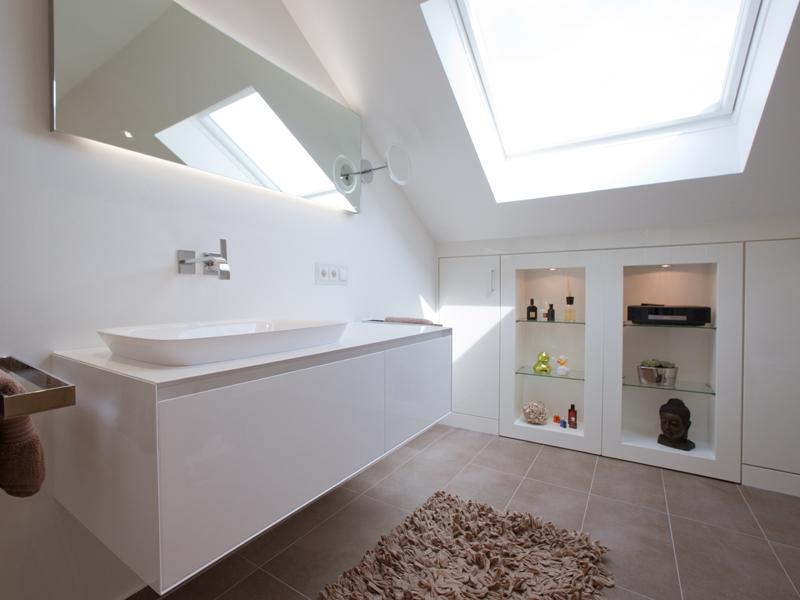 7 Tipps Fur Das Badezimmer Unterm Dach Bauen De