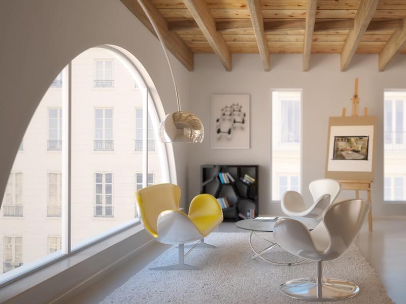 dachboden ausbauen dachausbau ideen. Black Bedroom Furniture Sets. Home Design Ideas