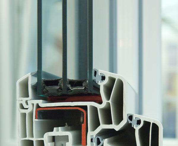 Hoher energetischer standard dank dreifachverglasung - Fenster beschlagen zwischen den scheiben ...