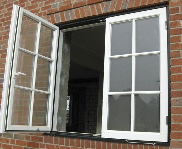 sprossenfenster als stilmittel. Black Bedroom Furniture Sets. Home Design Ideas