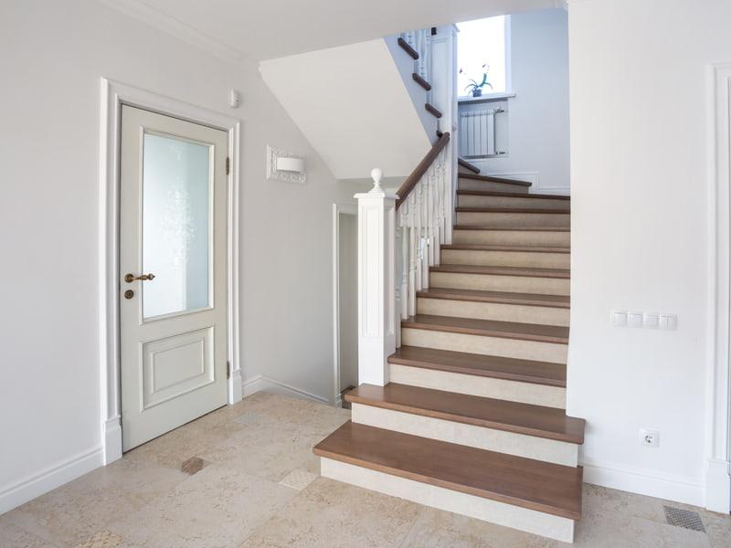 Vorschriften Zum Treppenbau Din 18065 Bauen De