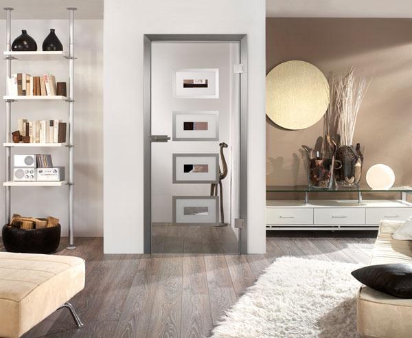 glastüren: mehr tageslicht im wohnbereich - bauen.de, Hause deko