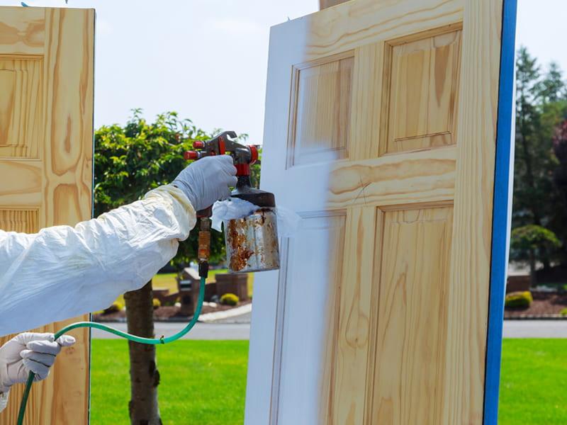 Häufig ▷ Türen streichen ▷ So wird's gemacht - bauen.de OZ14