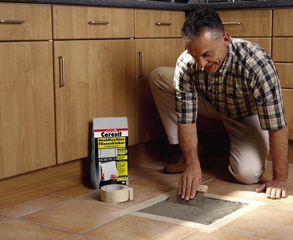 Fußboden Fliesen Reparieren ~ Einzelne fliesen selbst austauschen bauen