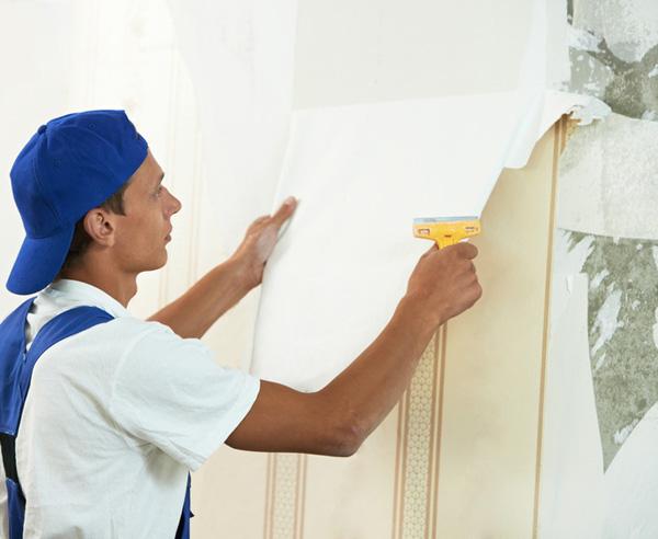 schnell und einfach tapeten entfernen bauende With balkon teppich mit tapeten maschinell entfernen